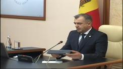 Ședința Guvernului Republicii Moldova din 15 ianuarie 2020