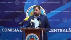 Declarațiile lui Maxim Lebedinschi după ședința Comisiei Electorale Centrale din 13 ianuarie 2020