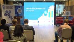 Eveniment de lansare a analizei din perspectiva egalității de gen a alegerilor locale generale 2019
