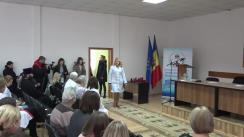 """Evenimentul de conferire a Ordinului de Onoare Spitalului Clinic Municipal """"Sfântul Arhanghel Mihail"""", de către Președinția Republicii Moldova"""