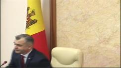 Ședința Guvernului Republicii Moldova din 22 ianuarie 2020