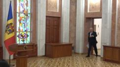 Declarațiile Președintelui Republicii Moldova, Igor Dodon, după ședința Consiliul Suprem de Securitate din 21 ianuarie 2020