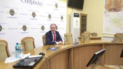 Declarații după ședința săptămânală a serviciilor primăriei Chișinău din 20 ianuarie 2020