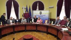 Întrevederea Primarului general al municipiului Chișinău, Ion Ceban, cu reprezentanții Federațiilor sportive din Republica Moldova