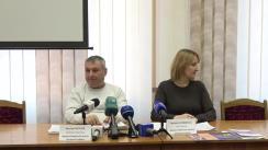 Conferință de presă organizată de Agenția Națională pentru Sănătate Publică cu precizări privind Coronavirusul de tip nou (2019-nCoV), aspecte clinico-epidemiologice, de prevenire și tratament ale bolii