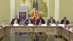 A 2-a reuniune a Grupului comun de lucru privind consolidarea statului de drept din cadrul Dialogului Strategic Republica Moldova – Statele Unite ale Americii