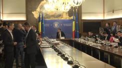 Ședința Guvernului României din 28 ianuarie 2020