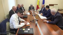 Ședința Comisiei securitate națională, apărare și ordine publică din 29 ianuarie 2020