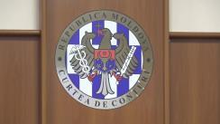 Ședința Curții de Conturi de examinare a Raportului auditului performanței privind realizarea Programului național de reducere a poverii tuberculozei