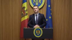 Declarațiile Ministrului Economiei și Infrastructurii, Anatol Usatîi, după ședința Guvernului Republicii Moldova din 29 ianuarie 2020