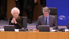 Ședința Parlamentului European din 29 ianuarie 2020