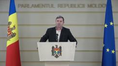 Briefing de presă susținut de Președintele Comisiei agricultură și industrie alimentară, Radu Mudreac