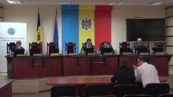 Ședința Comisiei Electorale Centrale din 31 ianuarie 2020