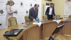 Ședința săptămânală a serviciilor primăriei Chișinău din 3 februarie 2020