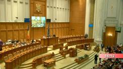 Ședința în plen a Camerei Deputaților României din 3 februarie 2020