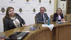 Declarații după ședința săptămânală a serviciilor primăriei Chișinău din 3 februarie 2020