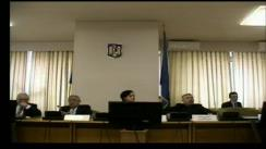 Ședința comisiei pentru administrație publică și amenajarea teritoriului a Camerei Deputaților României din 4 februarie 2020