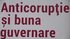 """Cursul universitar """"Anticorupție și buna guvernare"""". Spălarea banilor: Ce este și cum ne afectează pe fiecare din noi"""