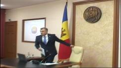 Ședința Guvernului Republicii Moldova din 5 februarie 2020