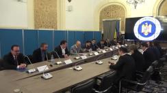 """Dezbateri publice organizate de Autoritatea Electorală Permanentă cu tema """"Alegeri locale 2020 – Noutăți Legislative"""""""