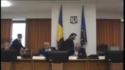 Ședința comisiei pentru buget, finanțe și bănci a Camerei Deputaților României din 5 februarie 2020