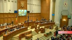 Ședința în plen a Camerei Deputaților României din 11 februarie 2020