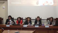 """Lansarea celui mai amplu sondaj demografic în Republica Moldova """"Generații și Gen"""""""