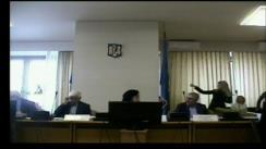 Ședința comisiei pentru administrație publică și amenajarea teritoriului a Camerei Deputaților României din 10 februarie 2020
