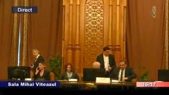 Ședința comisiei juridice, de disciplină și imunități a Camerei Deputaților României din 10 februarie 2020