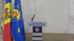 Briefing organizat de Procuratura Generală