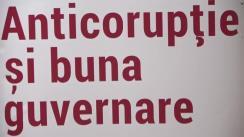 """Cursul universitar """"Anticorupție și buna guvernare"""". Infrastructura națională de prevenire și combatere a spălării banilor"""