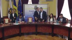 Semnarea de către Primăria municipiului Chișinău și Asociația Națională a Companiilor din Domeniul TIC a memorandumului de înțelegere privind dezvoltarea sistemului de digitalizare a serviciilor publice și dezvoltarea soluțiilor de SMART CITY