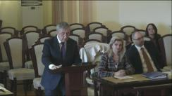 Ședința Curții Constituționale a României din 12 februarie 2020