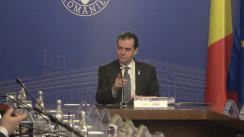 Ședința Guvernului României din 13 februarie 2020