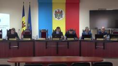 Ședința Comisiei Electorale Centrale din 13 februarie 2020