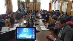 """Prelegerea publică """"Problemele reducerii riscului seismic la care este expus teritoriul Republicii Moldova"""" susținută de dr. Igor Nicoară"""