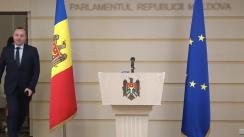 Declarațiile lui Vlad Batrîncea în timpul ședinței Parlamentului Republicii Moldova din 13 februarie 2020