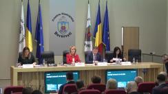 Ședința Consiliului General al Municipiului București din 14 februarie 2020