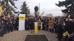 Lansarea candidatului Partidului Acțiune și Solidaritate pentru circumscripția nr. 38 Hîncești, Olesea Stamate