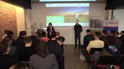 """Conferința organizată de Agrobiznes cu tema """"AgTech: Digitalizarea agriculturii în Moldova"""""""