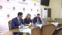 Declarații după ședința săptămânală a serviciilor primăriei Chișinău din 17 februarie 2020