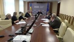 """Audieri organizate de Comisia cultură, educație, cercetare, tineret, sport și mass-media la subiectul """"Implementarea Concepției naționale de dezvoltare a mass-mediei din Republica Moldova"""""""