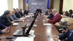 """Audieri organizate de Comisia cultură, educație, cercetare, tineret, sport și mass-media la subiectul """"Pregătirea lotului național al Republicii Moldova pentru participare la Jocurile Olimpice de la Tokyo 2020"""""""