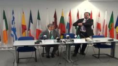 Conferința de presă a comisarului european pentru agricultura și dezvoltare rurală, Dacian Cioloș