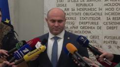 Declarațiile lui Pavel Voicu după ședința Colegiului Ministerului Afacerilor Interne