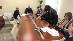 Ședința Comisiei cultură, educație, cercetare, tineret, sport și mass-media din 19 februarie 2020