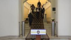 Prezentarea raportului de activitate a Primarului general al Municipiului Chișinău, Ion Ceban, pentru 100 de zile de la preluarea mandatului