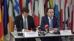 """Conferința de presă cu tema """"Finanțarea măsurilor propuse prin Pactul Ecologic European"""" (European Green Deal)"""
