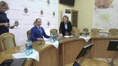 Ședința săptămânală a serviciilor primăriei Chișinău din 24 februarie 2020