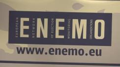 """Masa rotundă cu tema """"Constatări și recomandări ale MIOA-urilor ENEMO în Moldova și promovarea unei revizuiri cuprinzătoare a legislației electorale"""""""